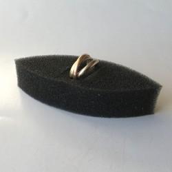 Schaumstoffeinlage für Ringe, Ohrstecker( ohne Ring)