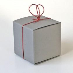 Geschenkschachtel Würfel 35 x 35 mm, 100 Stück