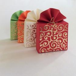 Geschenkschachtel FA 2 orient, 8 Stück