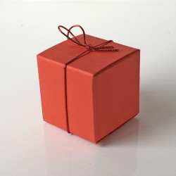 Würfel 3,5 x 3,5 cm, rot