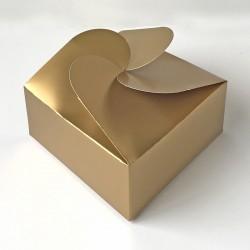 Geschenkschachtel F7, gold