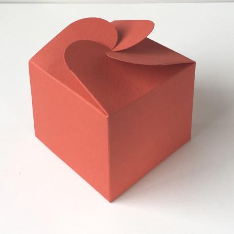 Geschenkschachtel F5-rot
