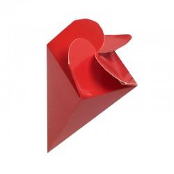 Geschenkschachtel Zuckertüte T1 rot