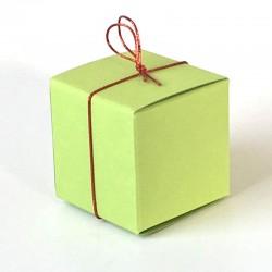 Würfel 4x4 cm-maigrün
